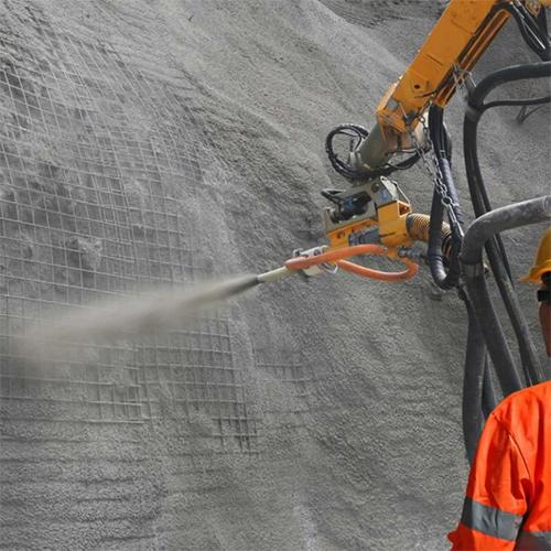 Sprayed Concrete Gunite