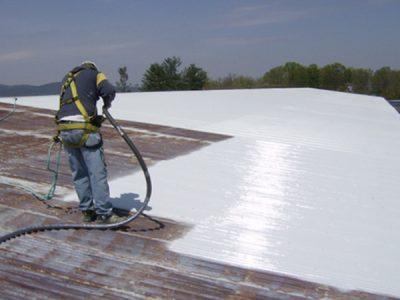 Polyurethane Waterproofing Treatment